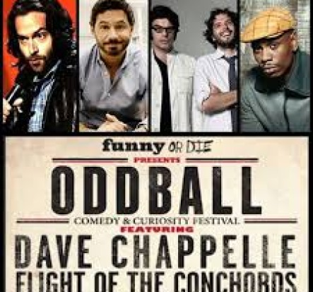 The Oddball Comedy & Curiosity Festival at the Fiddlers Green Amphitheatre