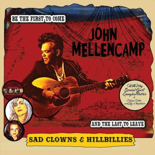 John Mellencamp, Emmylou Harris & Carlene Carter at Fiddlers Green Amphitheatre