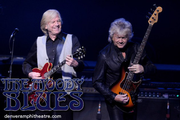 Moody Blues at Fiddlers Green Amphitheatre