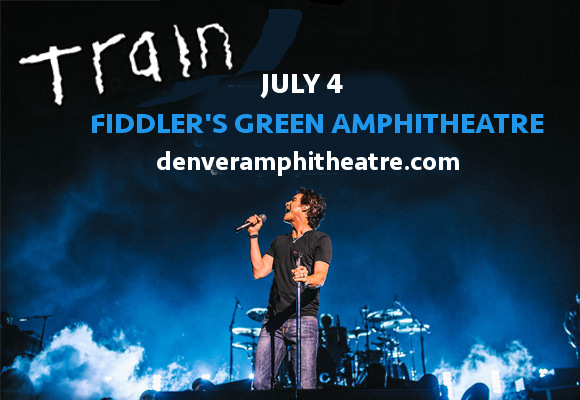 Train, Natasha Bedingfield & O.A.R. at Fiddlers Green Amphitheatre