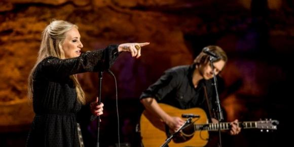 Alabama & Lee Ann Womack at Fiddlers Green Amphitheatre