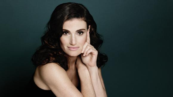 Idina Menzel at Fiddlers Green Amphitheatre