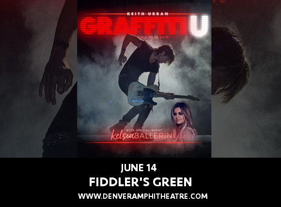 Keith Urban & Kelsea Ballerini at Fiddlers Green Amphitheatre