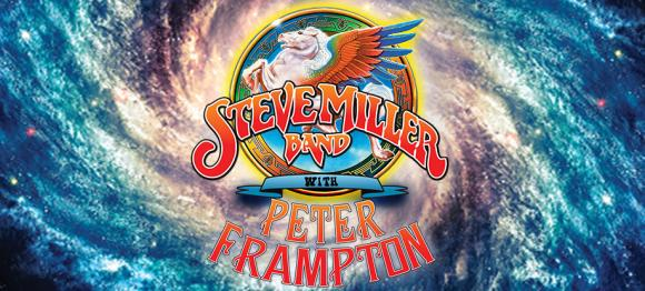 Steve Miller Band & Peter Frampton at Fiddlers Green Amphitheatre