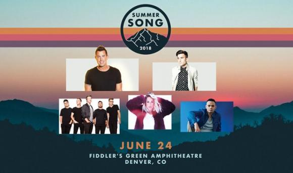 Summer Song Festival at Fiddlers Green Amphitheatre