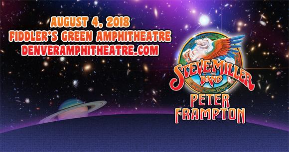 Steve Miller Band & Peter Frampton at Fiddlers Green Amphitheatre