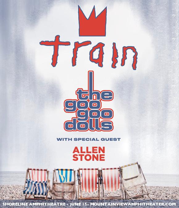 Train, Goo Goo Dolls & Allen Stone at Fiddlers Green Amphitheatre