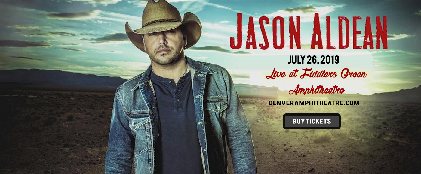 Jason Aldean & Kane Brown at Fiddlers Green Amphitheatre