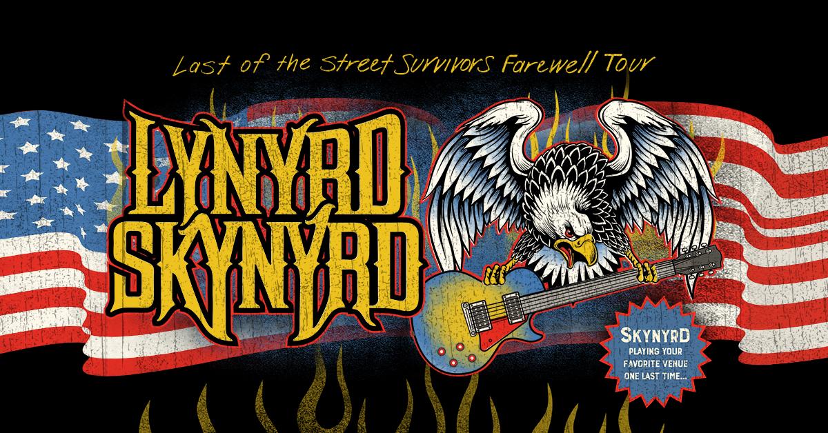 Lynyrd Skynyrd at Fiddlers Green Amphitheatre
