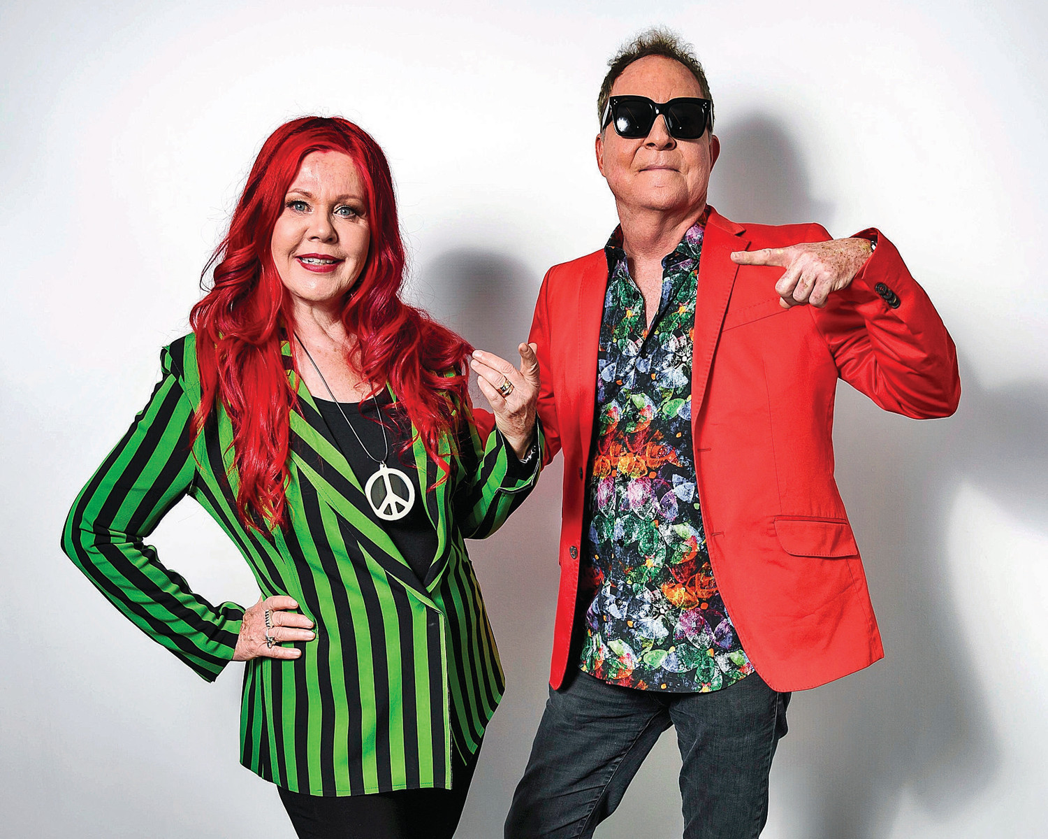 The B-52s at Fiddlers Green Amphitheatre
