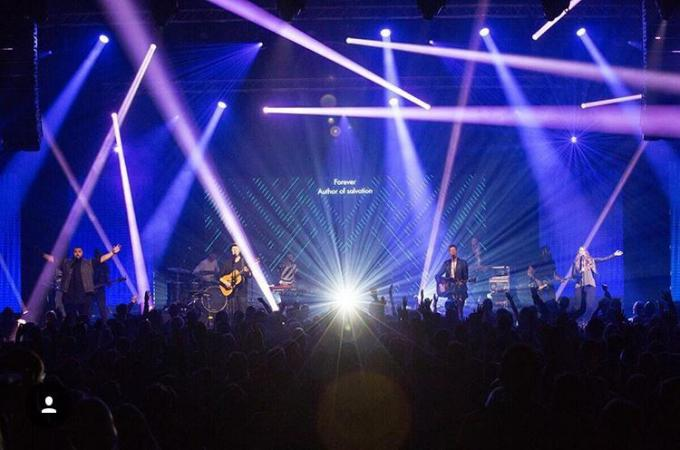 Hillsong Worship at Fiddlers Green Amphitheatre