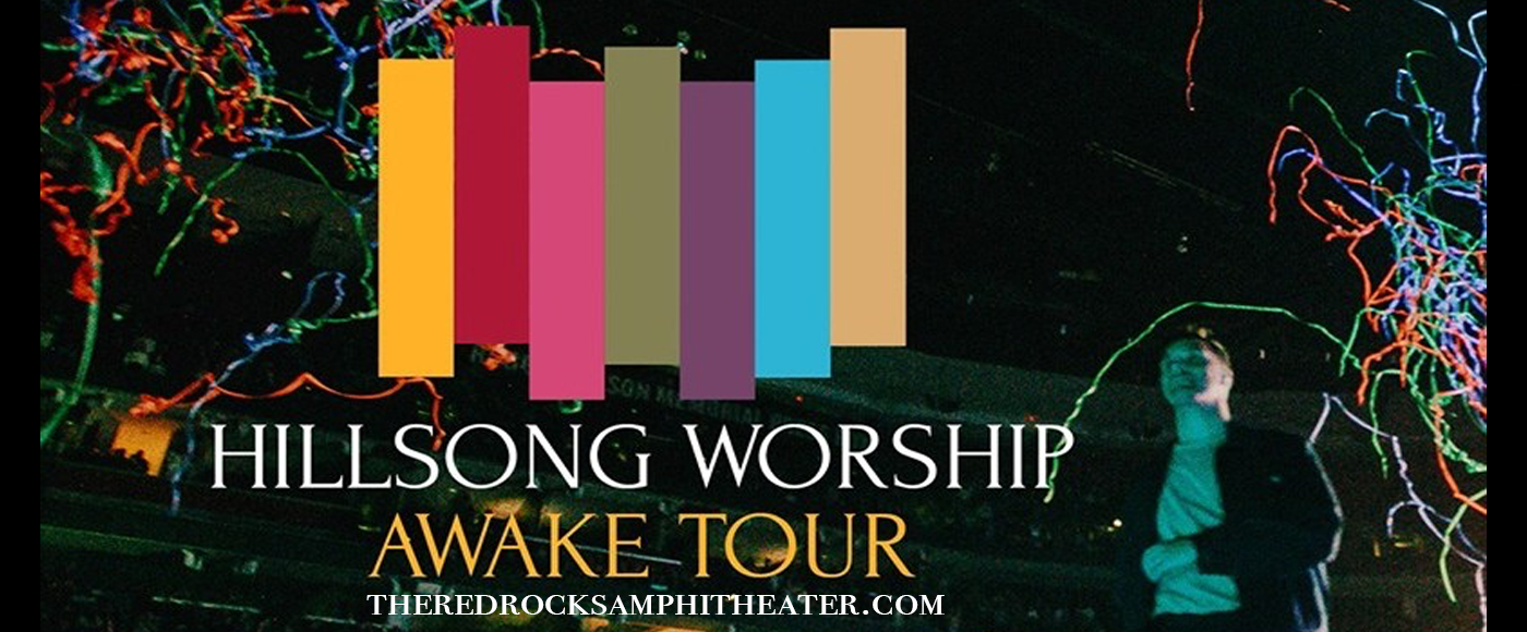 Hillsong Worship [POSTPONED] at Fiddlers Green Amphitheatre