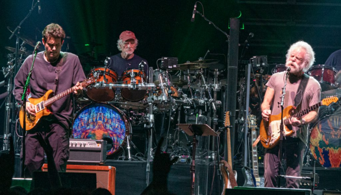 Dead & Company at Fiddlers Green Amphitheatre
