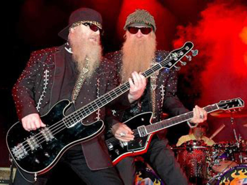 ZZ Top at Fiddlers Green Amphitheatre