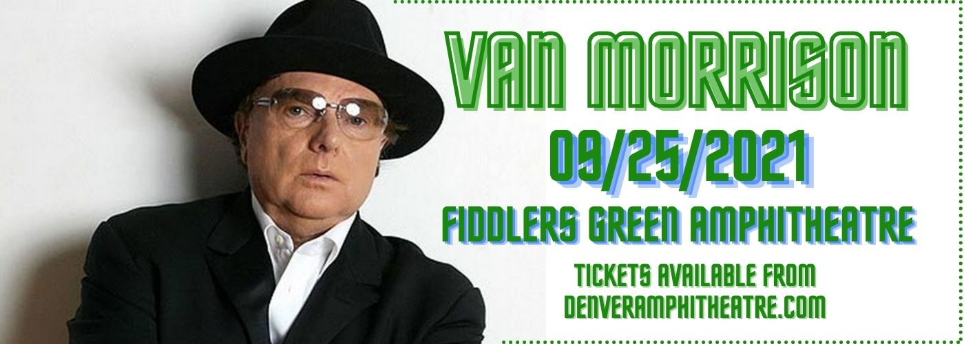 Van Morrison at Fiddlers Green Amphitheatre